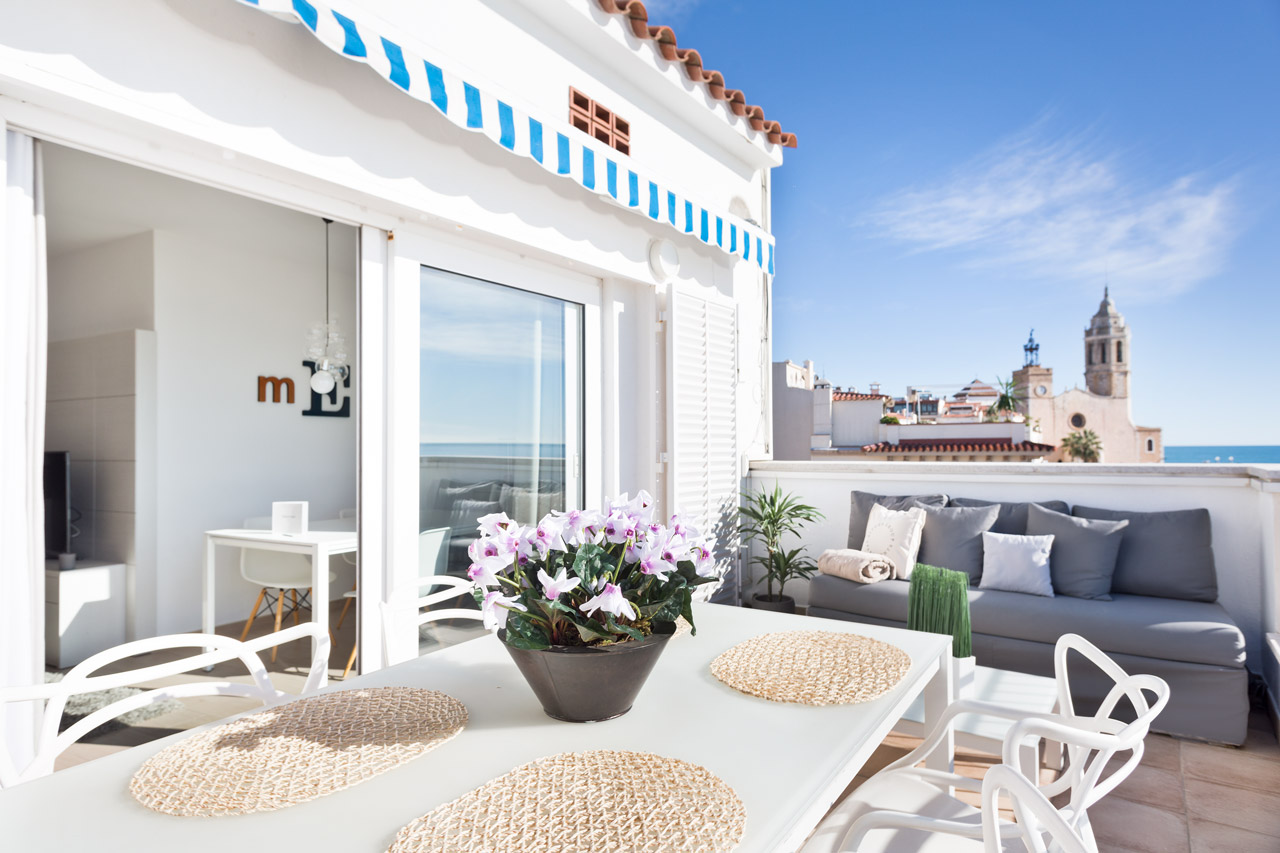 Apartment Sitges Ocean Blue Penthouse