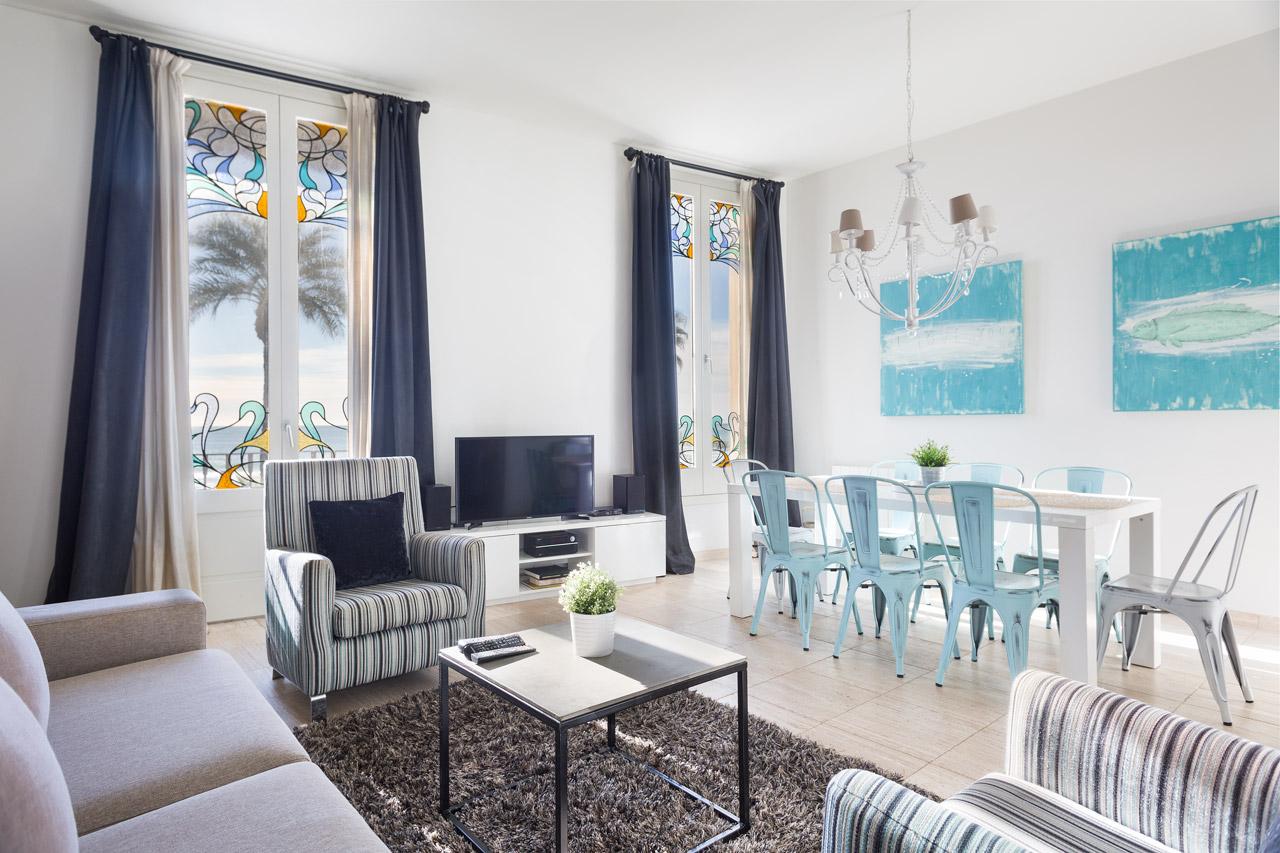 Apartment Sitges Ocean Front 1
