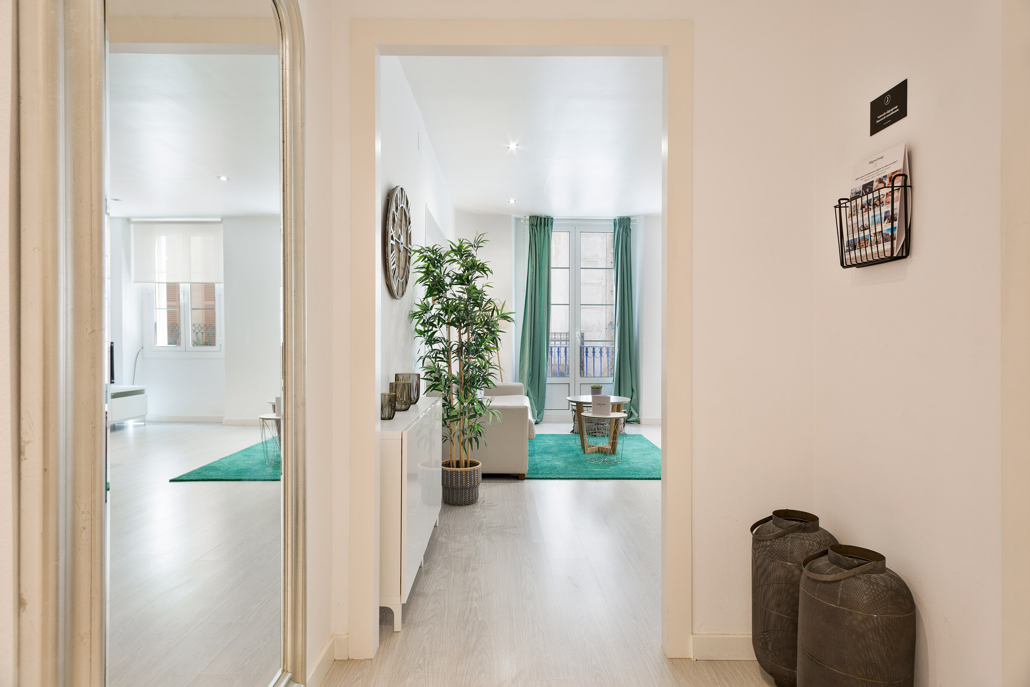 Appartement Sitges Blue & White 1b
