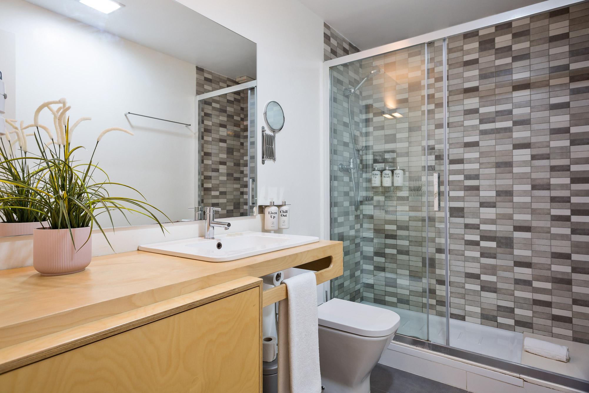 Apartament Sitges Blue & White 1b