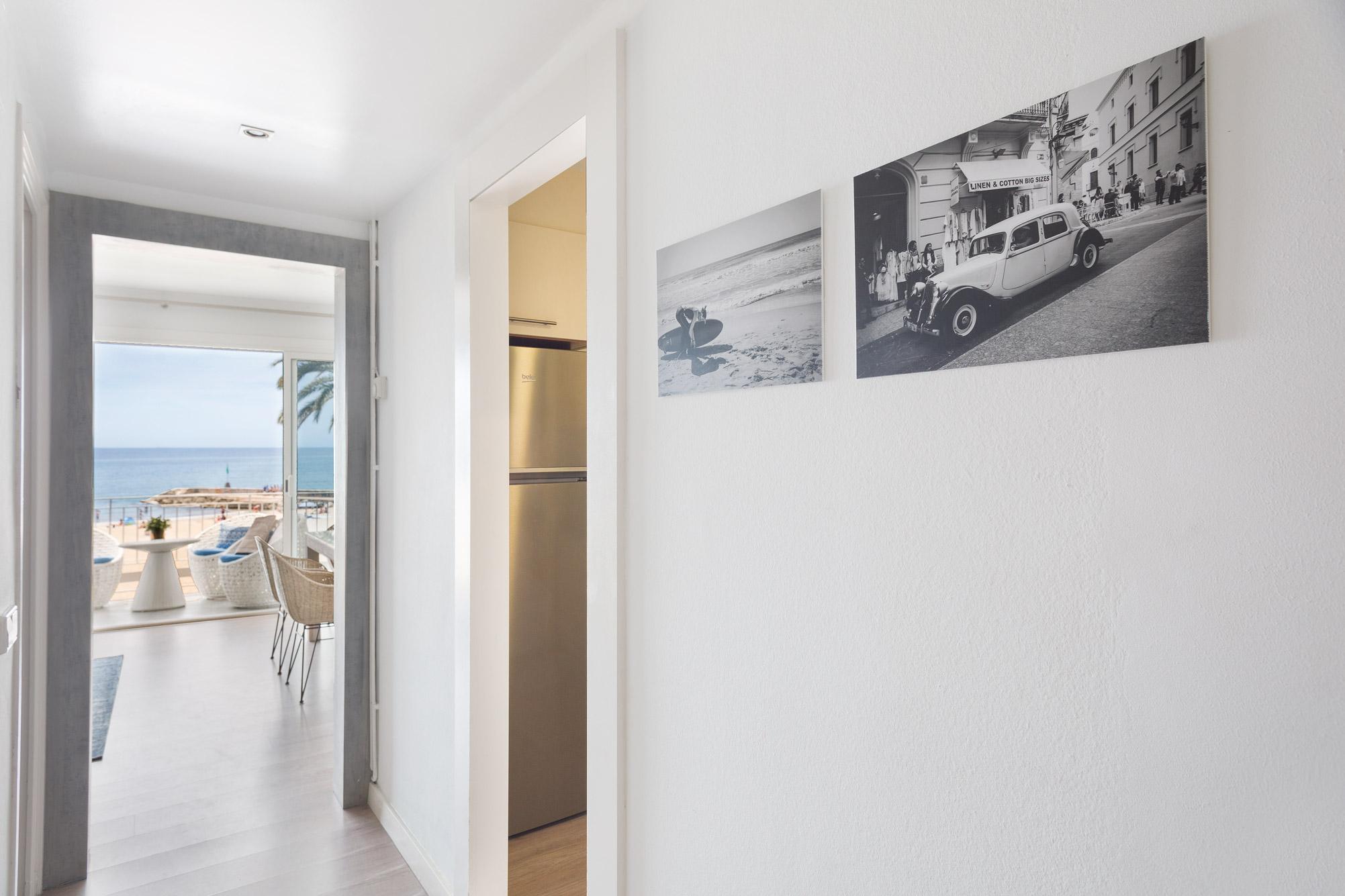 Apartamento Sitges Ocean Blue