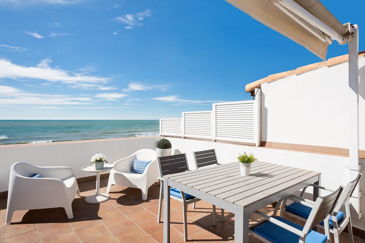 Apartamento Sitges Beach Dreams Penthouse