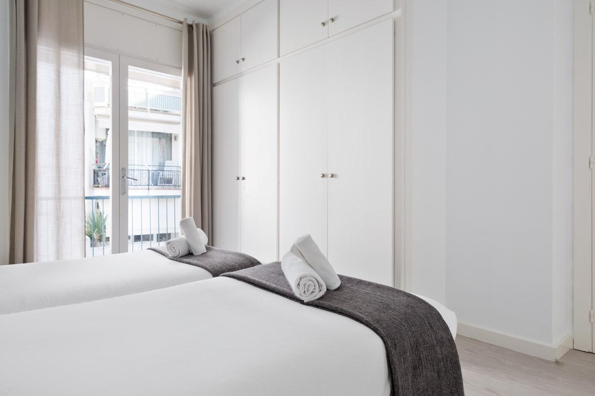 Apartamento Sitges Blue & White 2