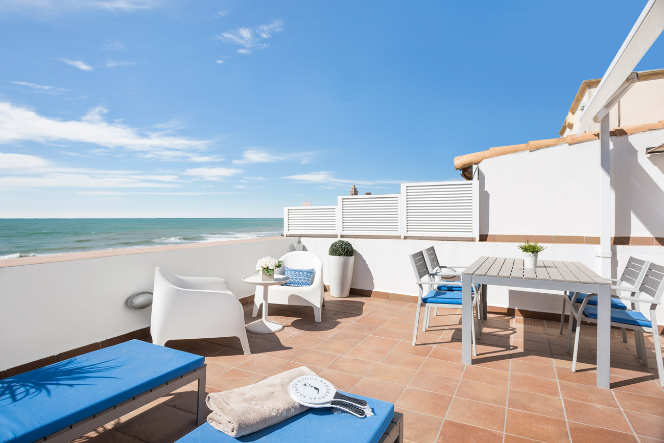 Appartement Sitges Beach Dreams Penthouse