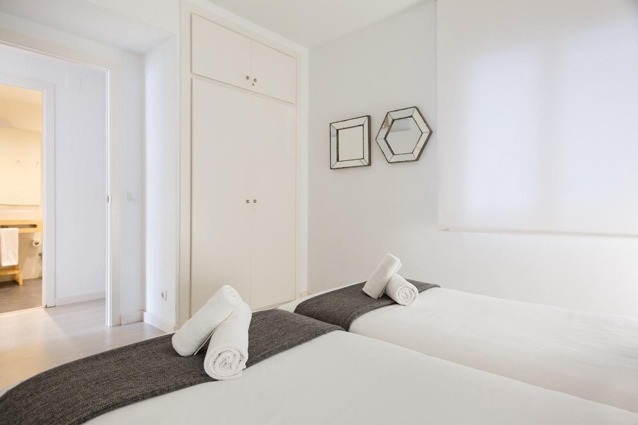 Apartament Sitges Blue & White 2