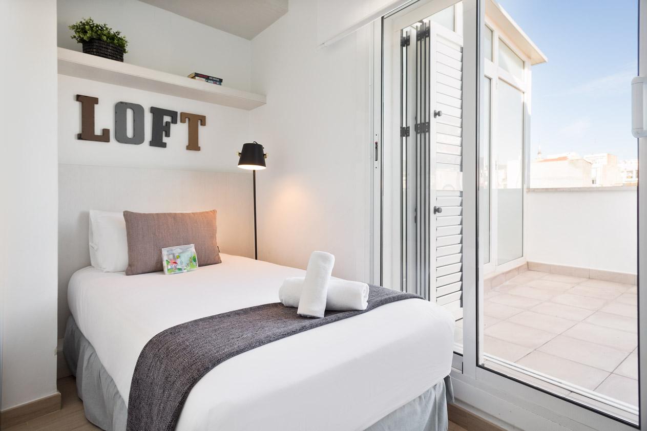 partament Sitges Ocean Blue Penthouse