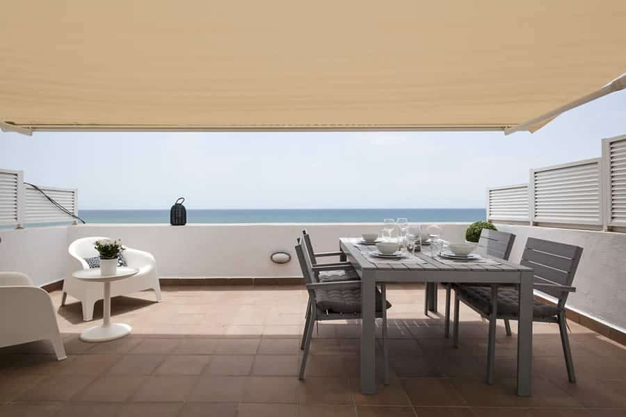Apartamento Sitges Beach Dreams Penthouse