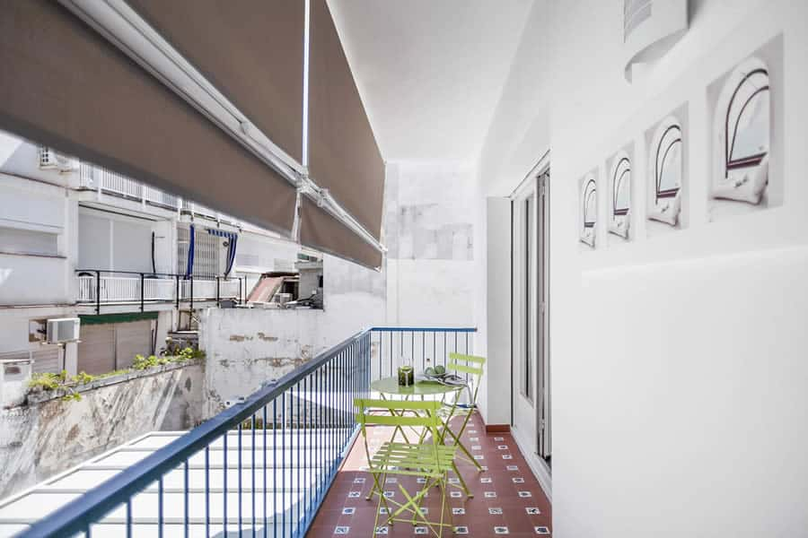 Appartement Sitges Blue & White 2