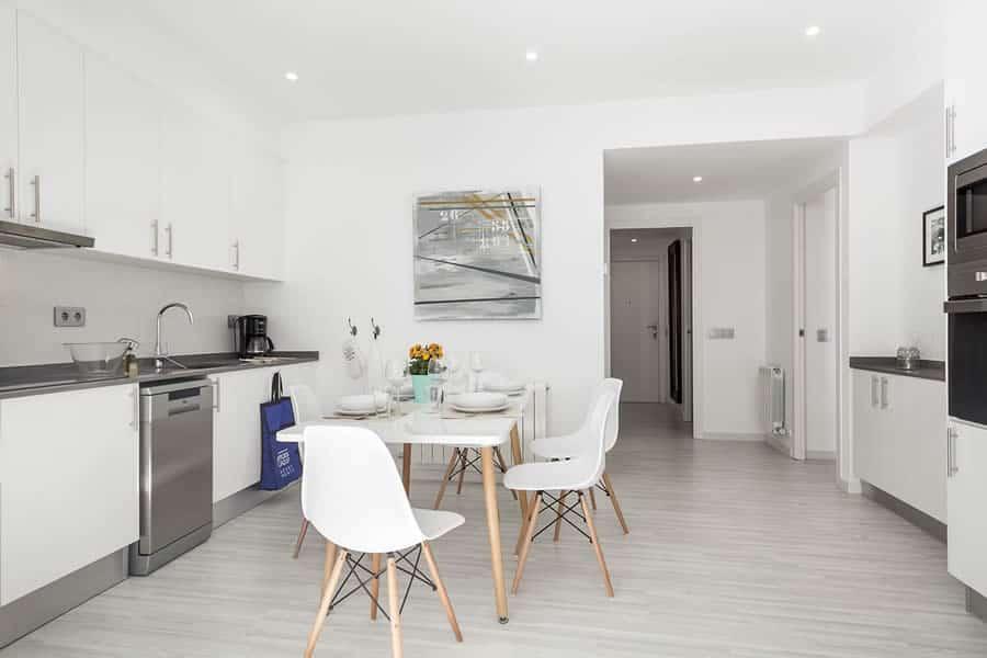 Apartamento Sitges Blue & White 1a