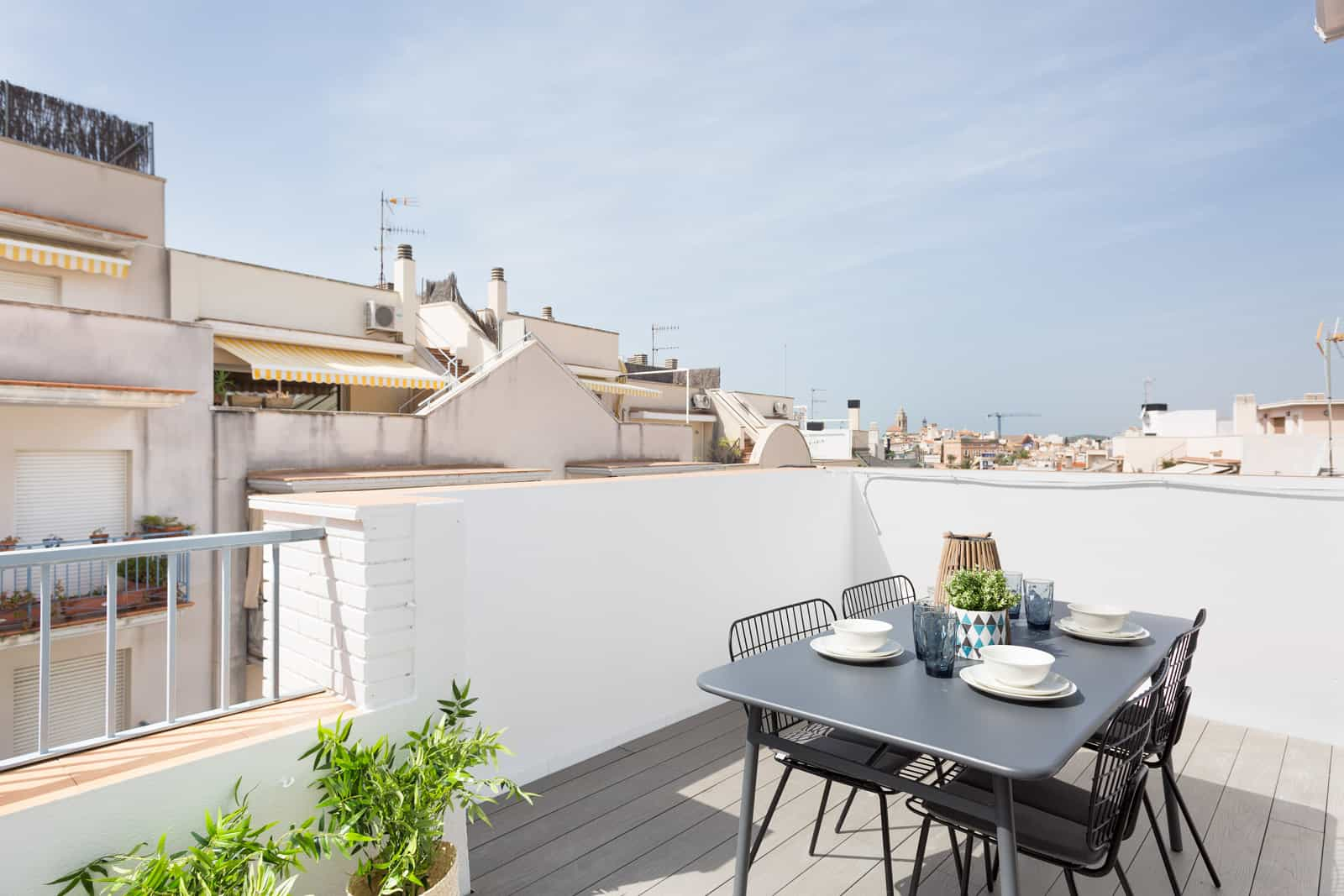 Appartement Sitges Calm Beach Penthouse 1