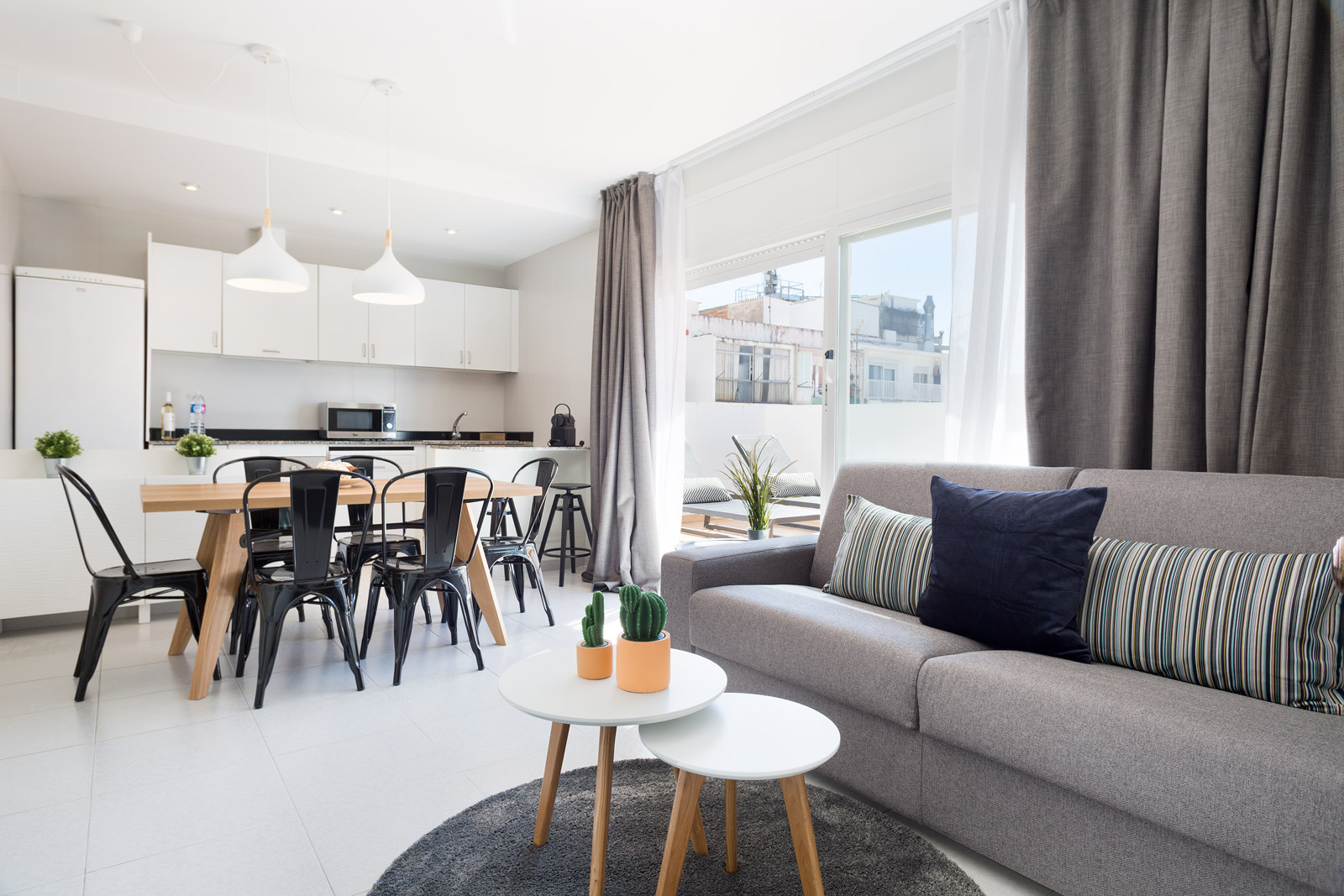 Appartement Sitges Calm Beach Penthouse 2