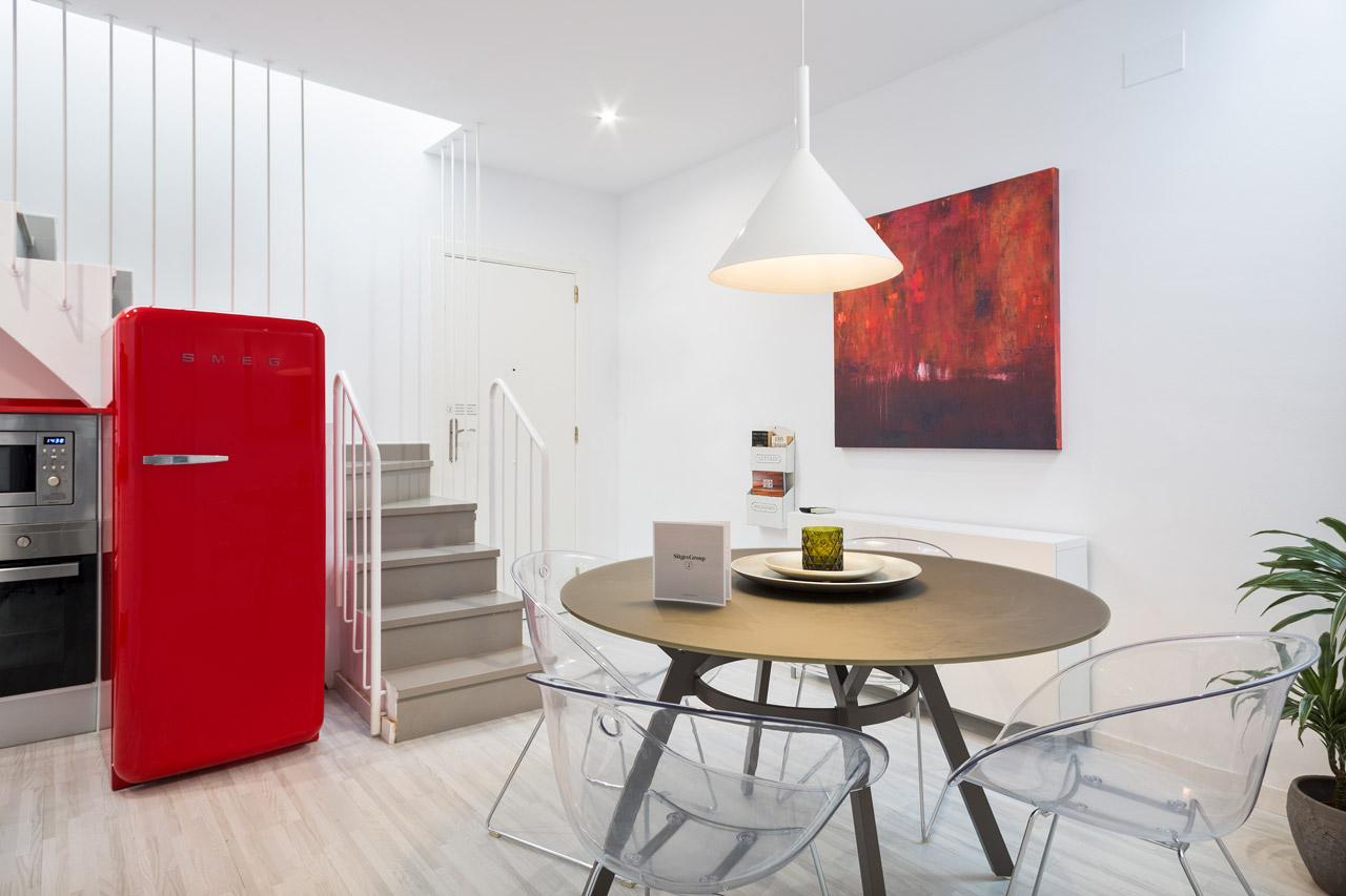 Apartamento Sitges Blue & White Penthouse 2