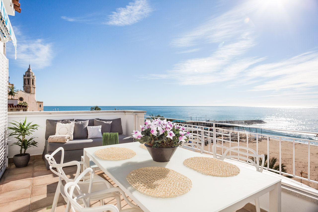 Appartement Sitges Ocean Blue Penthouse