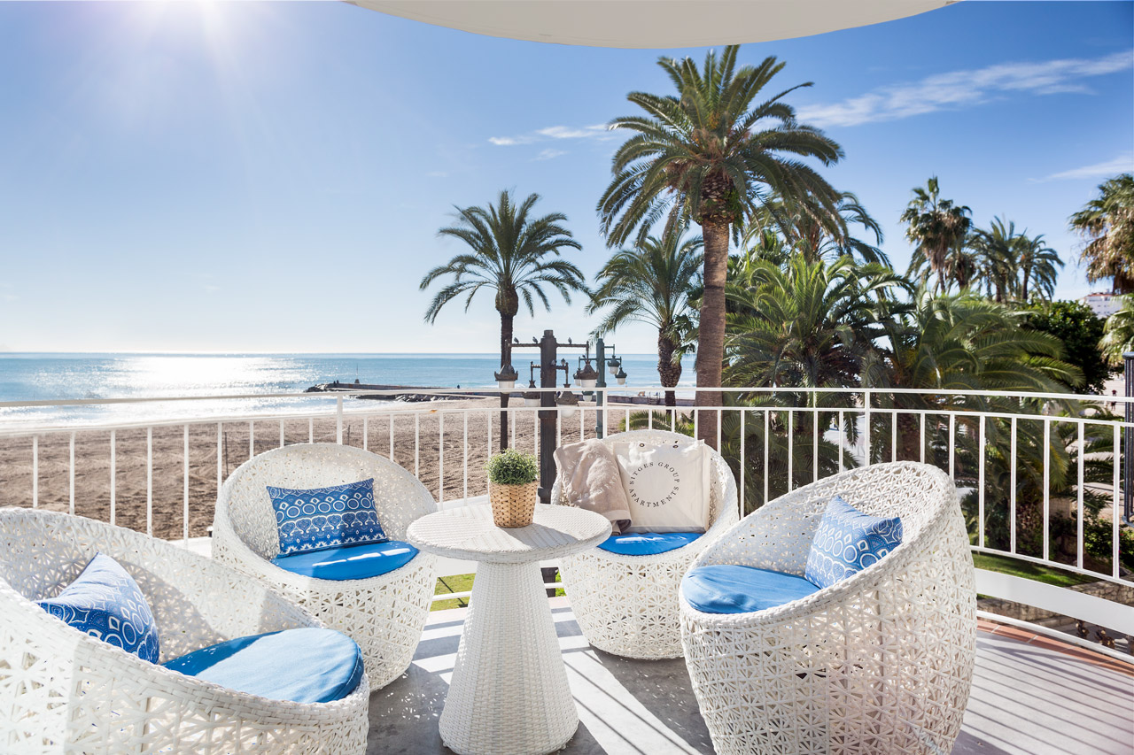 Apartament Sitges Ocean Blue