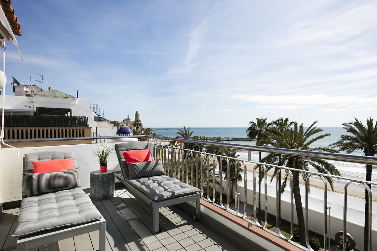 Appartement Sitges Ocean Front Penthouse