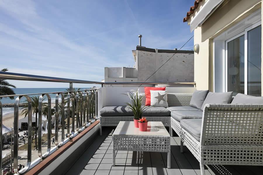 Apartment Sitges Ocean Front Penthouse