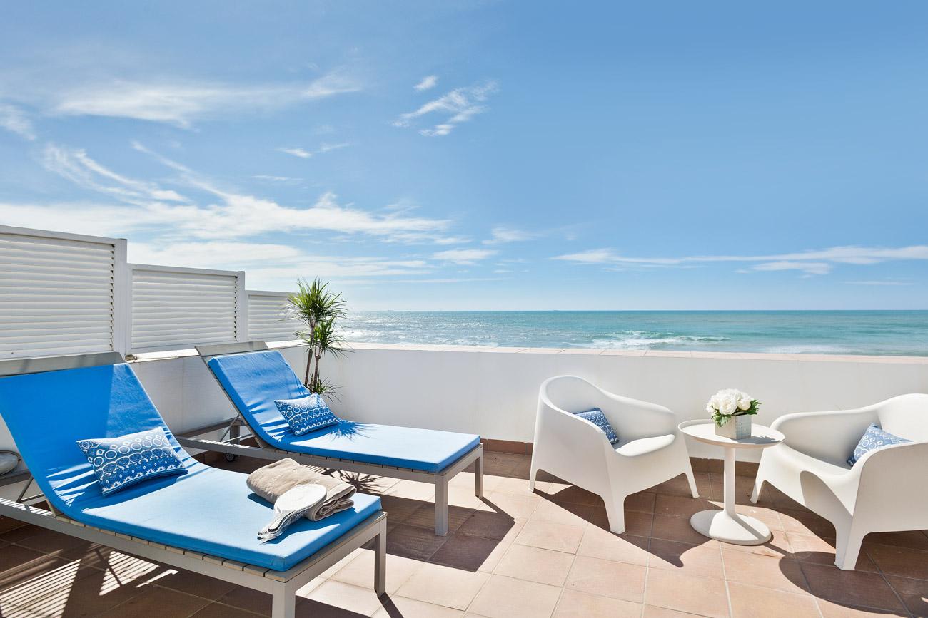 Apartment Sitges Beach Dreams Penthouse