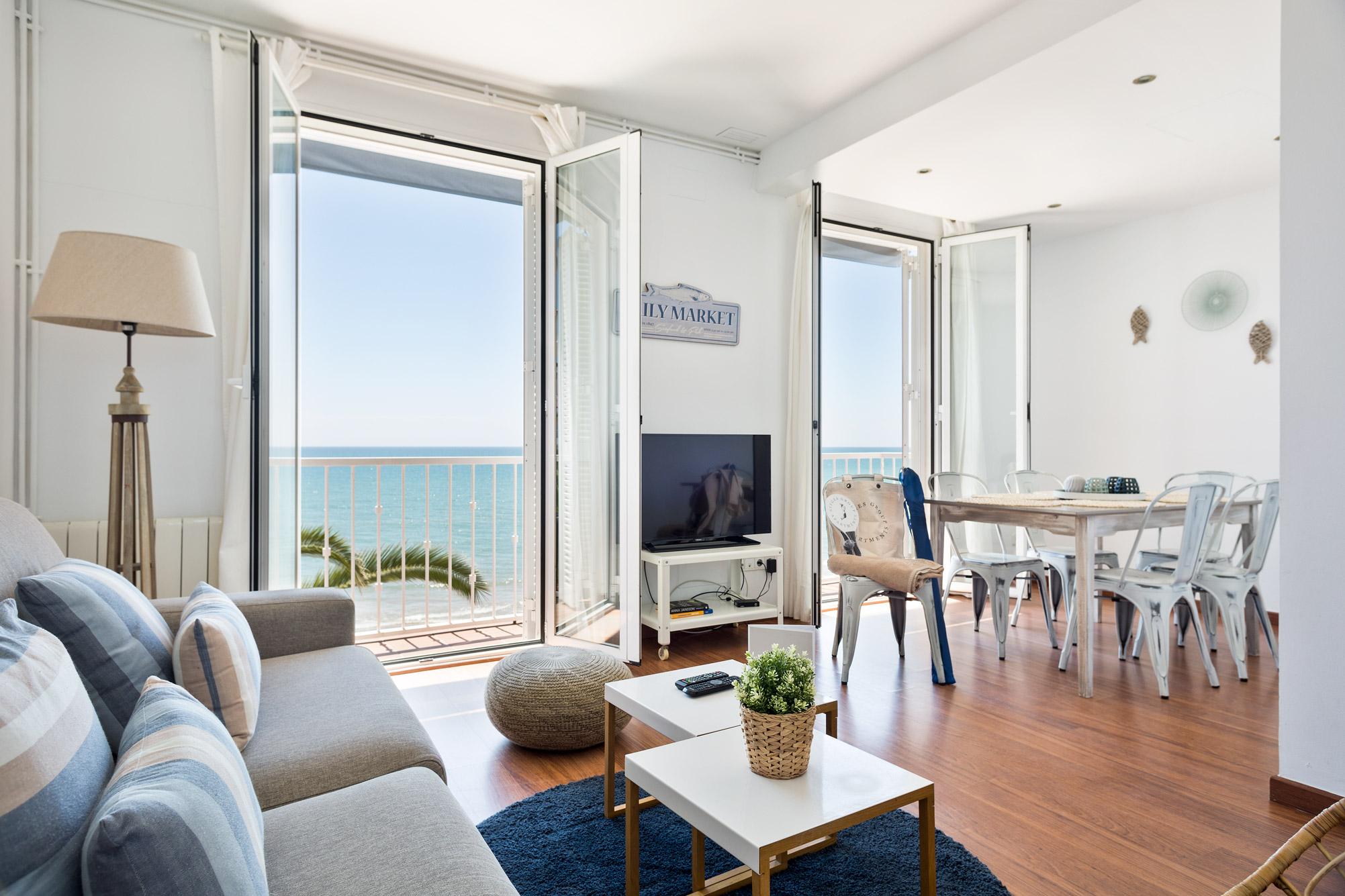 Appartement Sitges Beach Dreams 1