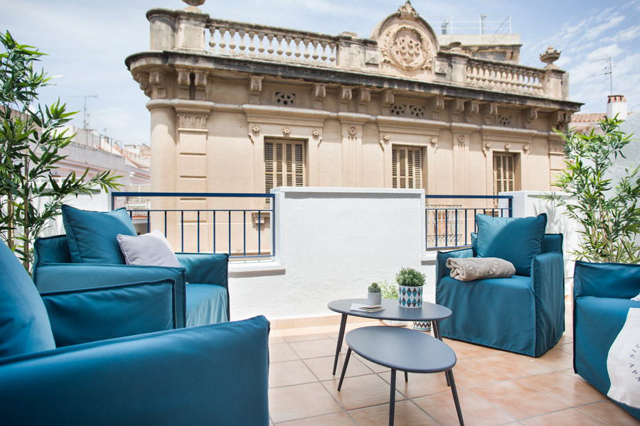 Appartement Sitges Soul Penthouse