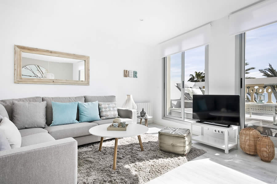 Apartment Sitges Ocean Front 3