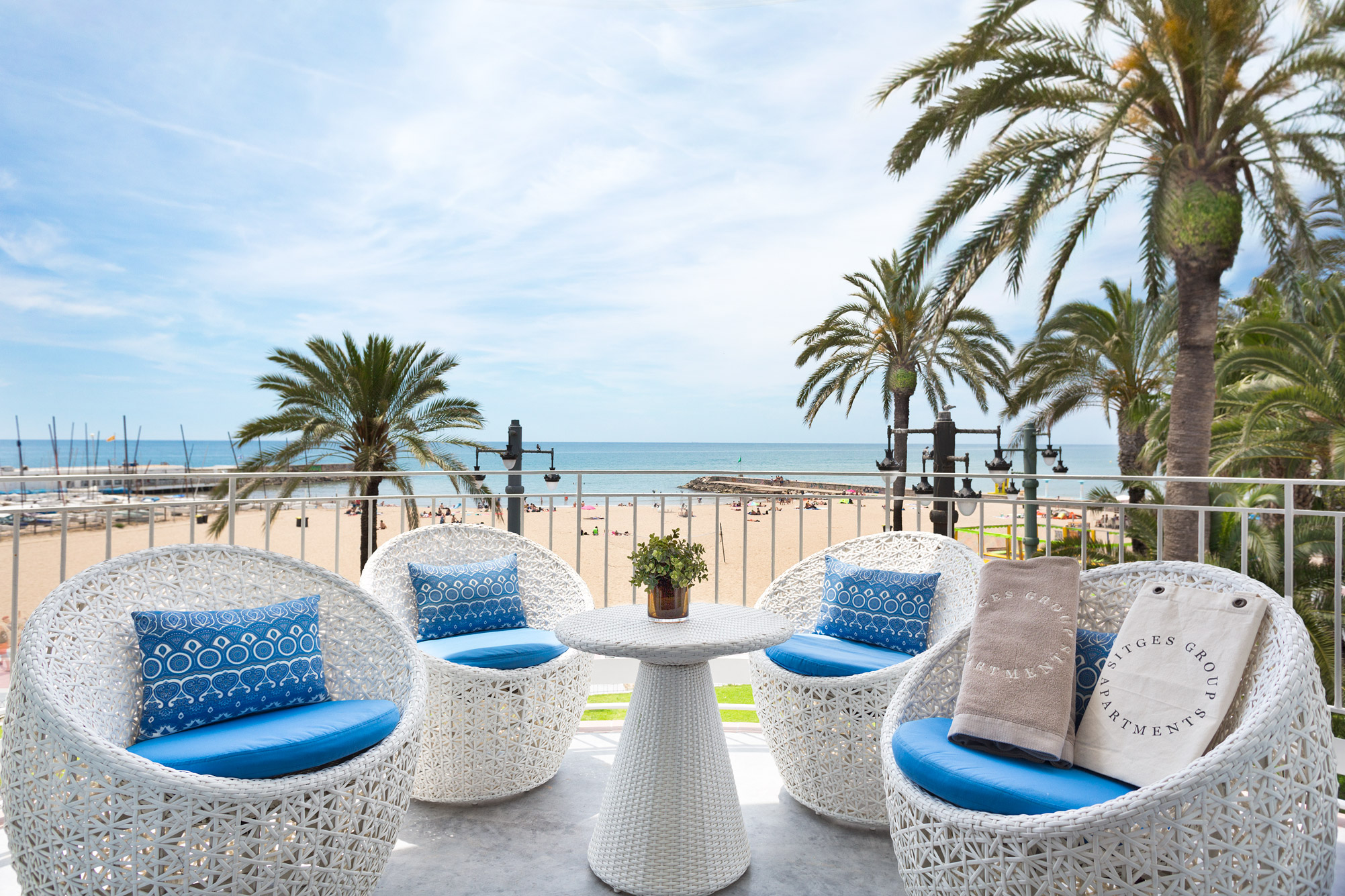 Sitges Group Ribera Beach (Ocean Blue)