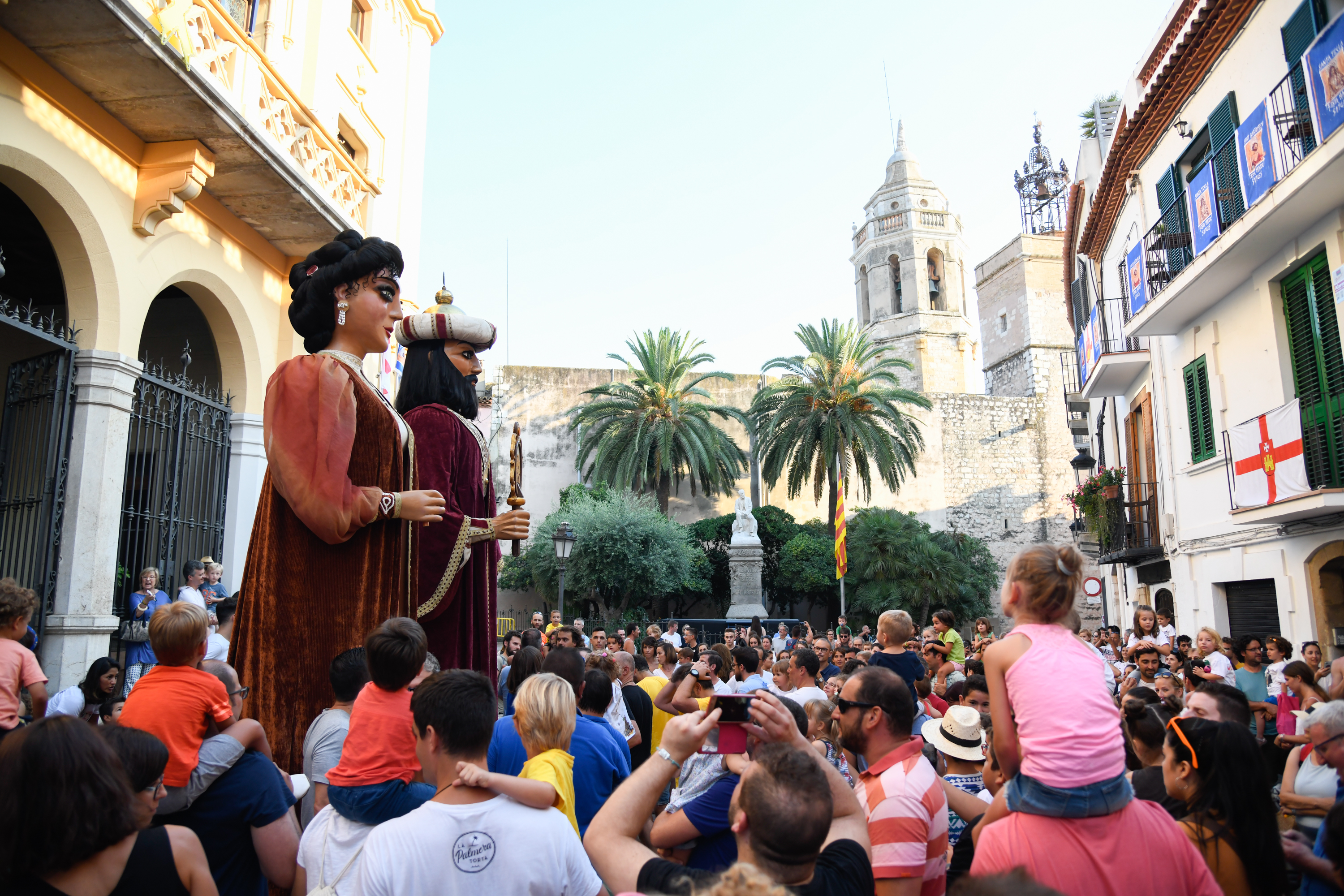 Sitges is getting ready for its Festa Major! - Sitges ...